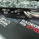 Review ASUS R9 270X DirectCU II TOP