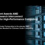 SC13: AMD recibe US$ 3.1 millones del DOE para investigación en HPC