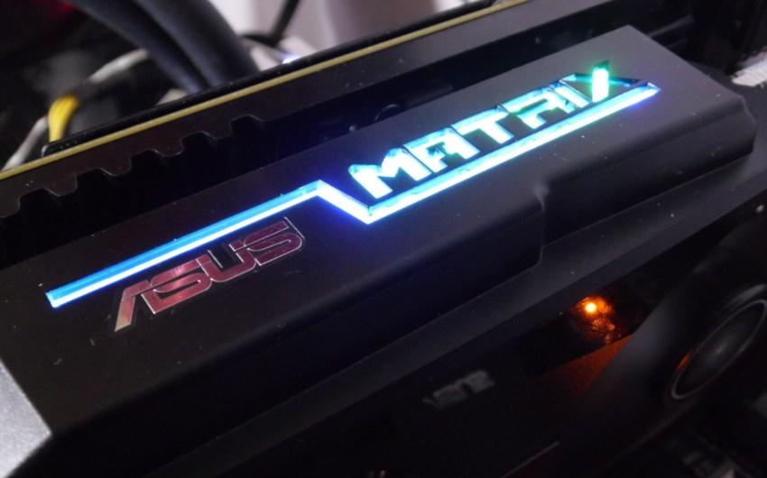 Review ASUS R9 280X Matrix Platinum