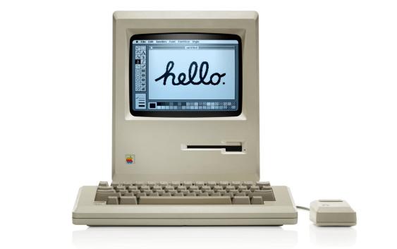 Apple celebra los 30 años del Mac