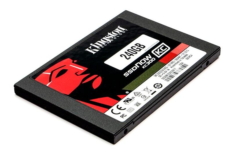Análisis: Kingston KC300 240GB SSDNow