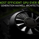 "NVIDIA GeForce GTX 750 Ti / GTX 750 ""Maxwell"" (GM107) hace su debut"