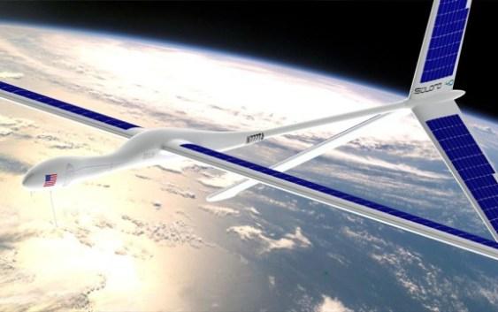 Google adquiere Titan Aerospace, la empresa de drones aéreos de gran altura