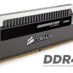 Corsair anuncia sus memorias DDR4 Vengeance LPX y Dominator Platinum