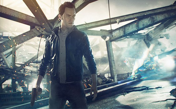 Mira estos 8 minutos de Quantum Break