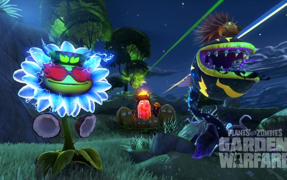 Nuevo contenido gratuito para Plants vs. Zombies Garden Warfare.