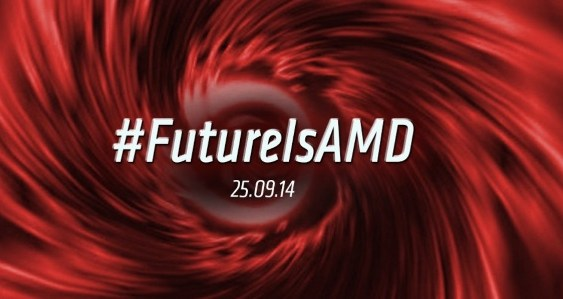 AMD prepara anuncio para este 25 de septiembre