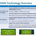 Intel UniDIMM (Universal DIMM), memorias DDR3 y DDR4 en el mismo slot