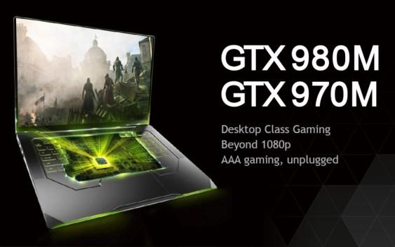 "NVIDIA anuncia sus GeForce GTX 980M y GTX 970M: ""Maxwell"" para Notebooks"