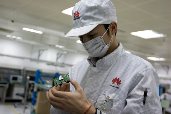 Huawei Investigacion