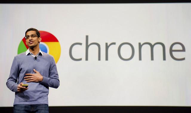 Sundar Pichai ahora estará a cargo de casi todo en Google
