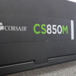 Review Corsair CS850M