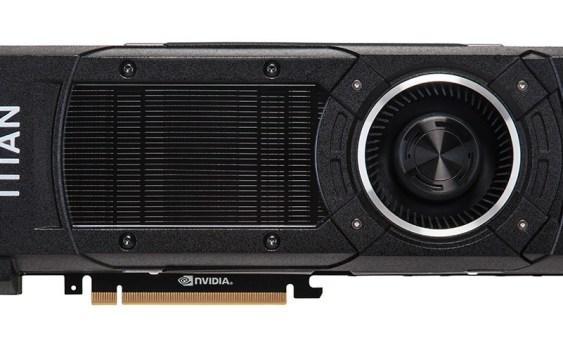 NVIDIA lanza oficialmente la GeForce GTX Titan X con 12GB de memoria a 7 GHz