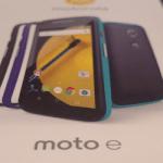 Review: Moto E – Segunda Generación