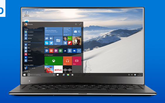 Nueva versión 10074 de Windows 10 Insider Preview