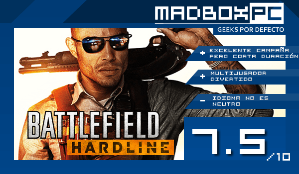 REVIEW HARDLINE