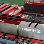 G.Skill presentó sus nuevas memorias Trident Z DDR4