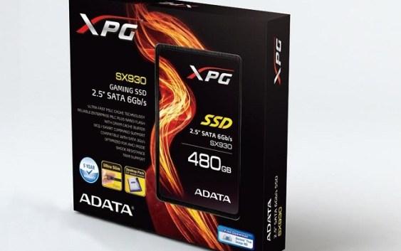 ADATA presenta su nuevo SSD, el XPG SX930 orientado para Gamers y Overclockers