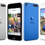 Apple presenta sus nuevos reproductores iPod touch