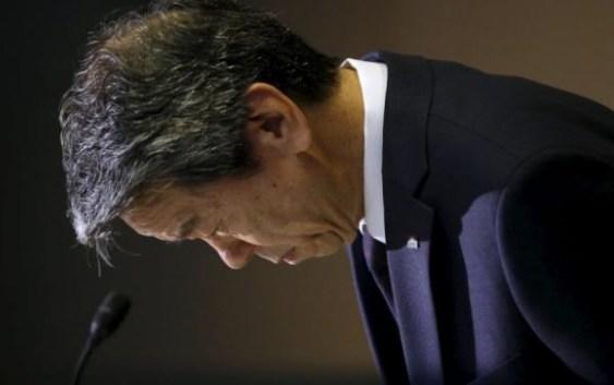 Presidente de Toshiba renuncia tras millonario fraude financiero