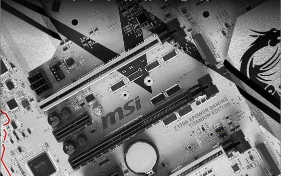 MSI Z170A XPOWER Gaming Titanium Edition revelada