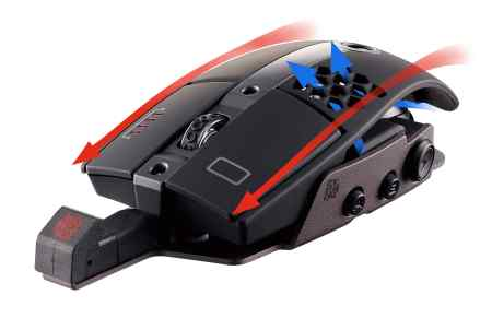 Tt eSPORTS AERODYNAMIC MOUSE 【LEVEL 10 M Hybrid】_3