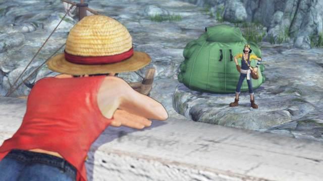 1 One Piece Pirate Warrior 3