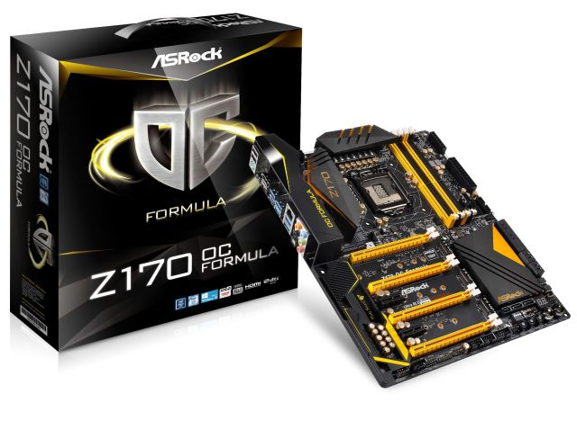 Z170 OC Formula