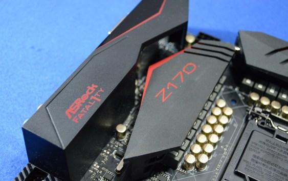 Review ASRock Fatal1ty Z170 Gaming K6+