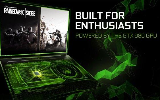 NVIDIA lanza la GeForce GTX 980 (Full GM204) para notebooks