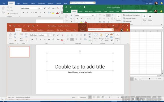 Microsoft lanzará Office 2016 para Windows el 22 de septiembre