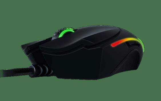 Vuelve el mouse Razer Diamondback, ahora con un sensor mas preciso