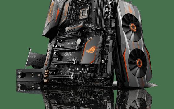 ASUS Republic of Gamers anuncia la Maximus VIII Extreme/Assembly y la Matrix GTX 980 Ti