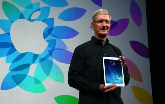 Apple presentaría el nuevo iPad Air 3 en un evento en Marzo