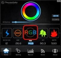 Thermaltake SPM-DPS G App 2.0-RGB Fan