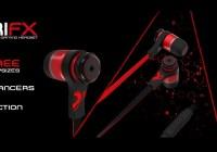 Ozone anuncia el lanzamiento de sus nuevos auriculares in-ear TriFx. Gaming Lifestyle.