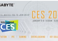 GIGABYTE lanza la gama alta de Motherboards y la siguiente generación de BRIX en el CES 2016