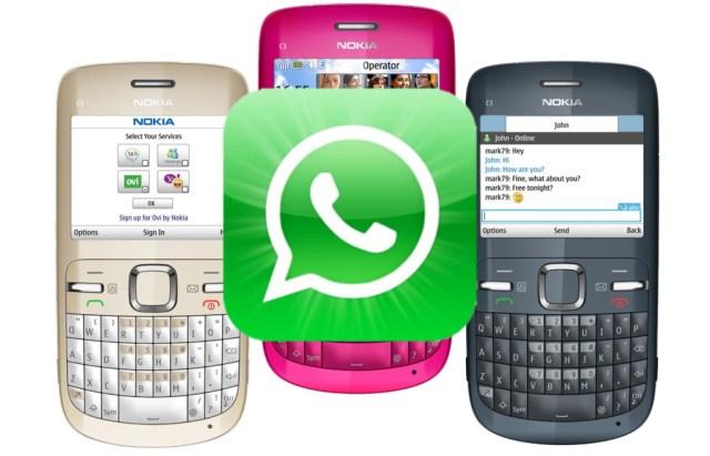 Nokia-C3-Whatsapp