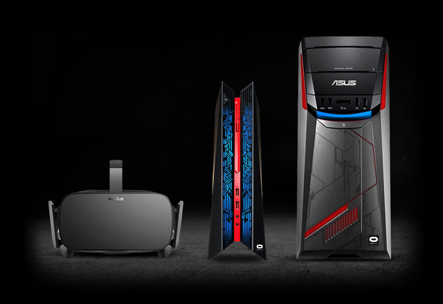 ASUS Beyond VR Ready PC