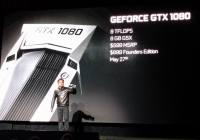 NVIDIA lanza la GeForce GTX 1080, la primera VGA con el GPU Pascal