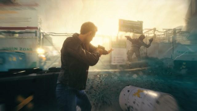 Quantum Break Xbox One sunrise