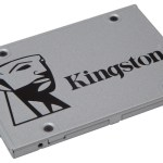 Kingston anunció el UV400, su nuevo SSD de entrada
