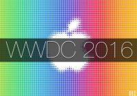 WWDC 16 / La conferencia mundial de desarrolladores de Apple comienza el 13 de junio