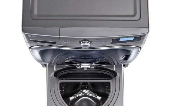 [PR] Revolucionaria tecnología de LG permite tener dos lavadora en una