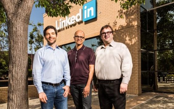 Microsoft anuncia la compra de Linkedin por $ 26.200 millones de dólares