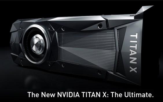 NVIDIA revela su nueva BESTIA: GeForce GTX Titan X PASCAL (GP102) con 12GB GDDR5X