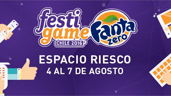 FESTIGAME 2016: Ubisoft celebrará sus 30 años en FestiGame Fanta Zero