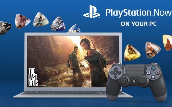 Sony lanza PlayStation Now para PC y Adaptador de PC para el DualSock 4