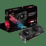 ASUS Republic of Gamers anuncia la Strix RX 470.