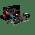 ASUS Republic of Gamers anuncia la Strix RX 460